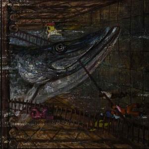 Проект «Постижение. Свияжская уха»  в залах Галереи современного искусства ГМИИ РТ (Казань)