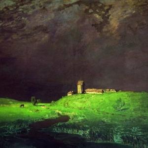 После дождя. 1879 г.