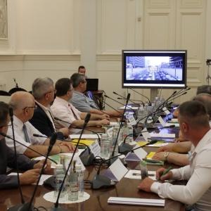 Заседание рабочей группы по разработке концепции развития Национального парка «Лосиный Остров» в РАХ.