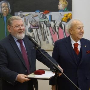 Выставка произведений Василия Бубнова. Живопись, графика.