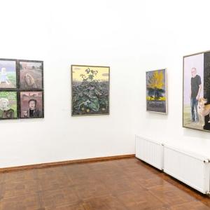 «Мировосприятие». Выставка произведений Владимира Пименова в РАХ