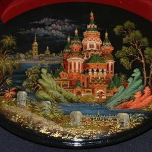 Заседание Круглого стола на тему: «Искусство современного палеха»
