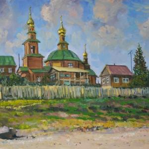 К юбилею почетного члена РАХ Владимира Листрового