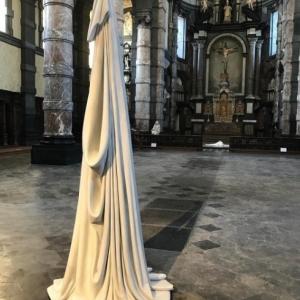 Выставка произведений Айдан Салаховой в Бельгии.