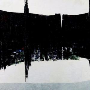 Лидия Мастеркова. Композиция. 1970. Холст, масло. 107,5х98,5. Коллекция Ирины Столяровой, Лондон