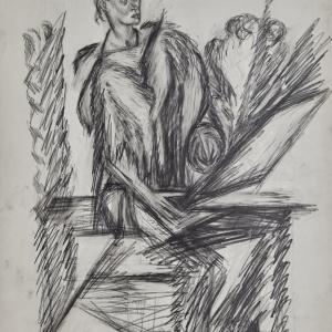 Выставка «Нина и Ольга Жилинские» в галерее Назарова (Липецк).