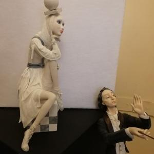 «Игра масштабов. Масштаб игры». XV ежегодная выставка художественных кукол «DOLLART. RU-2018»