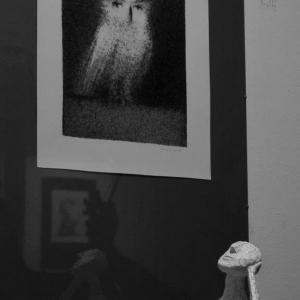 16.03.2018. Мемориальный Музей-мастерская С.Т.Коненкова. Открытие выставки произведений А.Дедушева «Шаги»