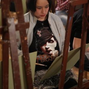 Международный фестиваль творчества детей и молодежи «Я - автор» в МВК РАХ Галерее искусств.
