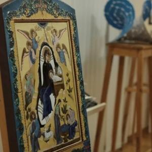 Симпозиум мастеров эмали «Икона – образ самобытного русского искусства» в Ростове