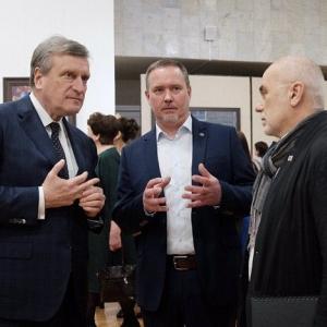 Выставка произведений Владимира Муллина в Кирове. 2019