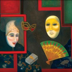 «Чистая живопись». Выставка произведений  Никиты Медведева (1950-2018) и Татьяны Алексеевой в РАХ