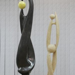 «Графика и скульптура». Выставка произведений художников Подмосковья на Покровке, 37