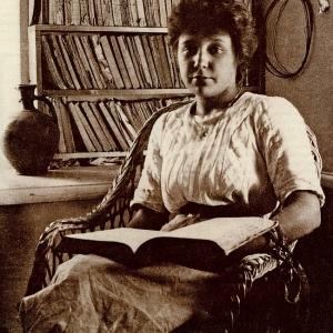 Марина Цветаева. 1911. Фото Максимилиана Волошина