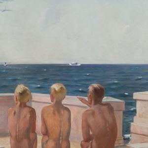 Выставочный проект «Дейнека / Самохвалов» в Санкт-Петербургском Манеже