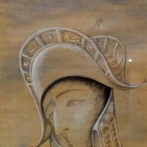 «Театр художника». Выставка произведений С. Бенедиктова на Покровке, 37.