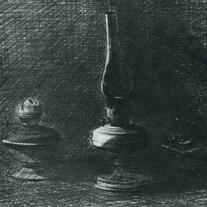 Выставка произведений Г.Намеровского и В.Гращенкова в Витебске.
