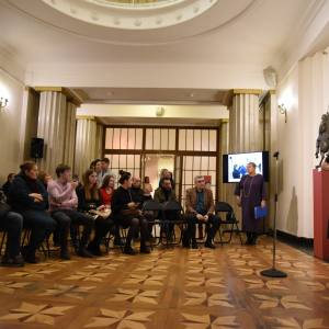 Выставка «Добро пожаловать, Академия!» во Всероссийском музее декоративного искусства
