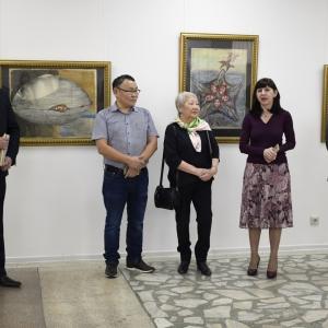 Региональная выставка «Дальний Восток. Графика» в Красноярске