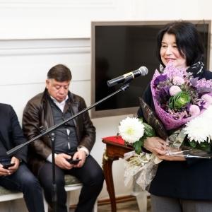 На заседании Президиума РАХ 24 сентября 2019 года. У микрофона А.А.Шмакова
