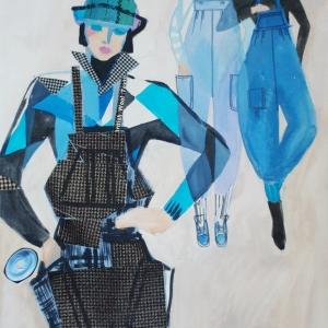 Выставка «Мария Федорова. Картина костюма» в ГЦТМ им. А.А.Бахрушина