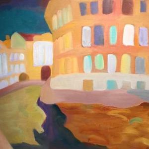 «Рифмы». Выставка произведений Ильи Комова в Москве