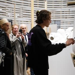 Выставка «Здесь и сейчас. Атлас творческих студий Москвы» в Манеже